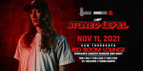Stoned Level at Red Room Lounge tickets