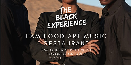 The Black Experience tickets