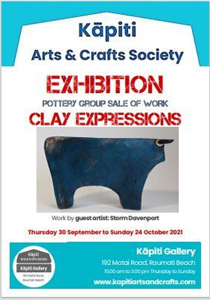 Clay Expressions exhibition image