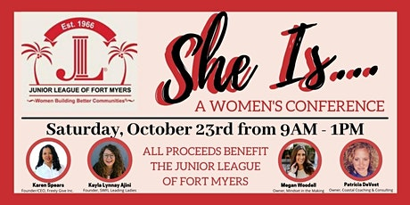 'She Is...' A Women's Conference tickets