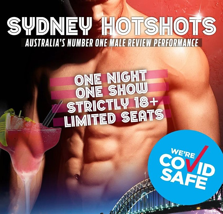 The Sydney Hotshots Live at the Tin Shed Port Douglas! image