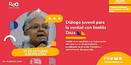 Dialogo Juvenil para la Verdad entradas