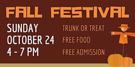 Fall Festival @ Macland Baptist Church tickets