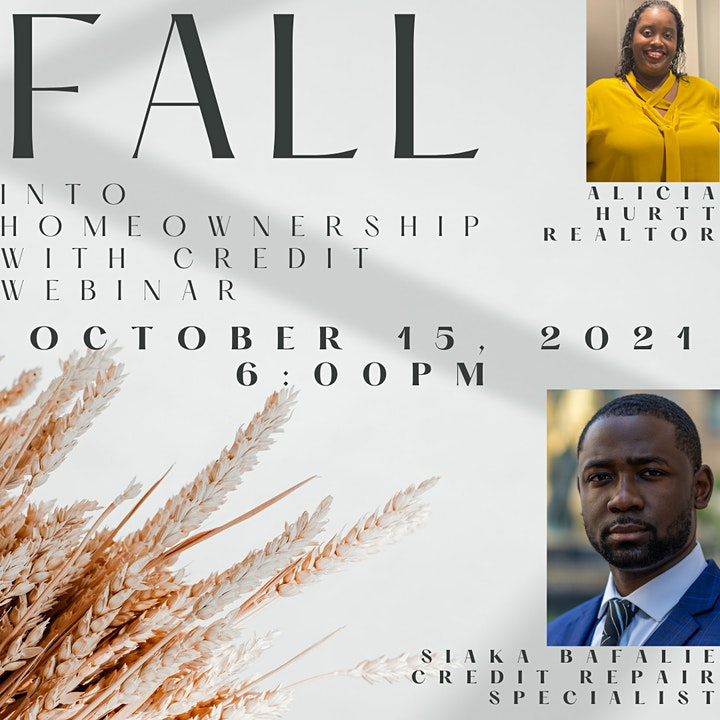 Fall into Homeownership with Credit image