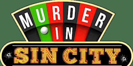 Sin City (Las Vegas Themed)- Murder Mystery Dinner tickets
