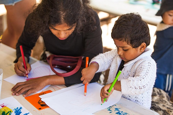 Play at Home Preschool image