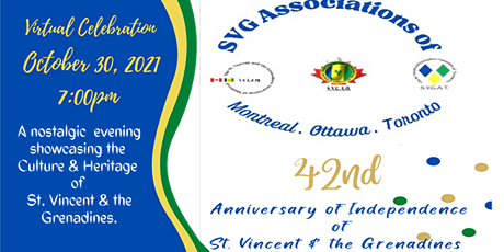 Independence Celebration of St. Vincent and the Grenadines tickets