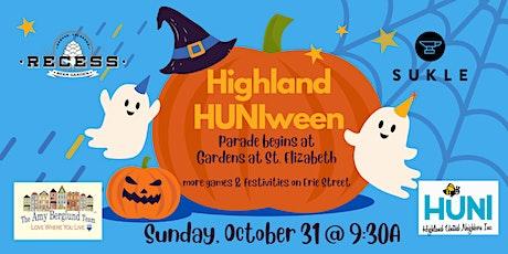 Highland HUNIween tickets