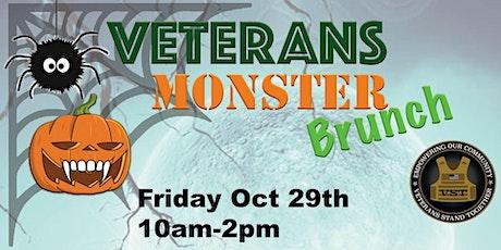 Veterans Monster Brunch tickets