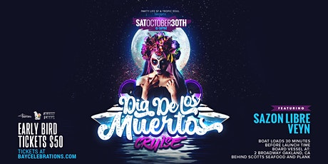 EL DIA DE LOS MUERTOS FEAT SAZON LIBRE tickets