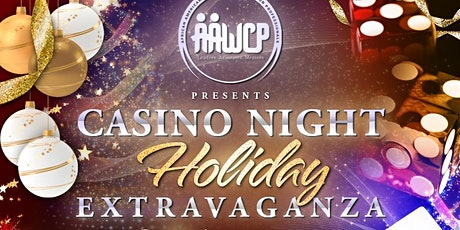 AAWCP Presents:  Casino Night Holiday Extravaganza tickets