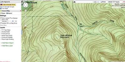 Introduction à l'orientation #1 – cartographie