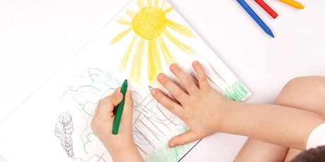 Drawing Class for Kids of Age 5 - 8 Years Old tickets