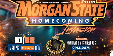 Morgan State Homecoming Invasion! tickets