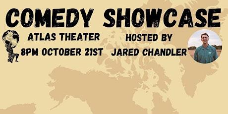 Atlas Comedy Night tickets