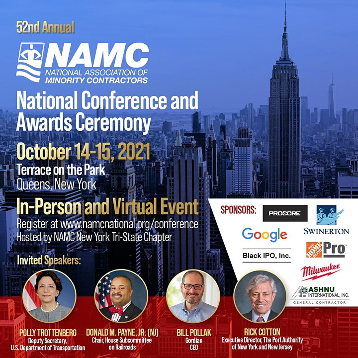 NAMC 52nd Annual Conference & Awards Ceremony image