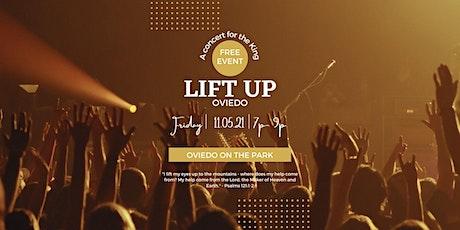 Lift Up Oviedo tickets
