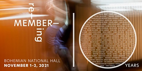 BalletCollective 10th Anniversary Season Performance 11/2 tickets