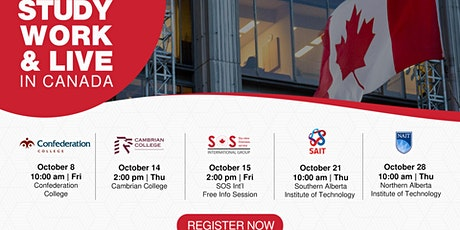 Study in Northern Alberta Institute of Technology in Edmonton AB Canada tickets