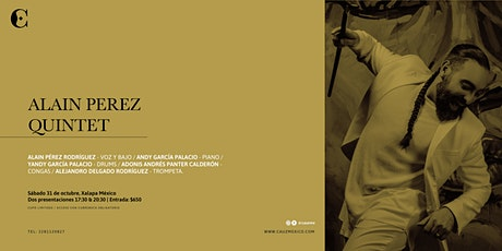 Alain Perez Quintet entradas