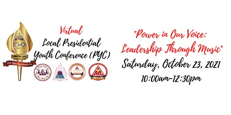 Virtual  Local Presidential Youth Conference (PYC) tickets