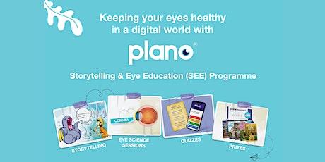 Storytelling & Eye Education (SEE) Programme tickets