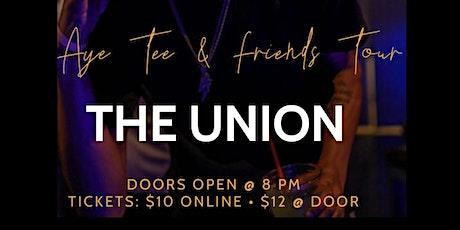 AYE TEE & Friends Tour tickets