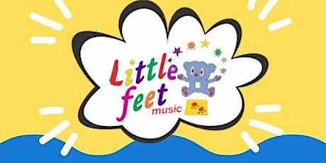 Celebrate Children's Week in Moorabool- Little Feet Music Zoom Performance tickets