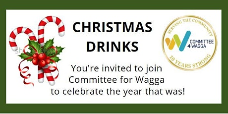 Committee for Wagga Christmas Drinks tickets