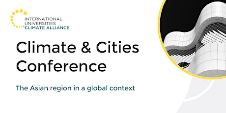 Climate & Cities Conference tickets