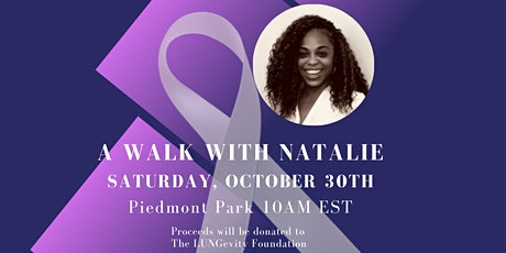A Walk With Natalie tickets