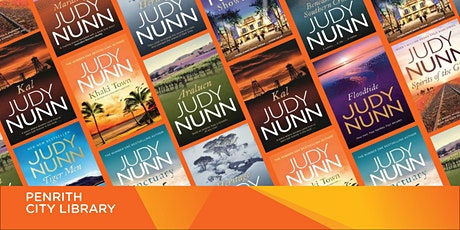 Online Book Club - Judy Nunn tickets