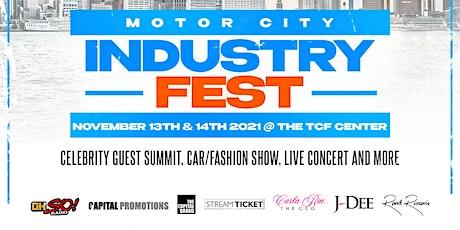 Motor City Industry Fest 2021 tickets