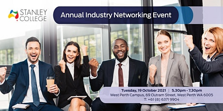 2021 Stanley College Annual Industry Networking Event tickets