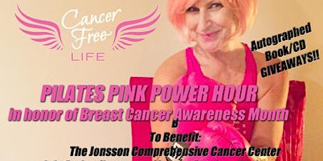 Pilates Pink Power Hour tickets