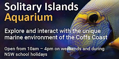 Solitary Islands Aquarium Ticket Reservations tickets