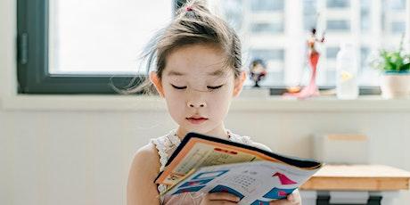 Speechie Library Talk: children's language development I Batemans Bay tickets