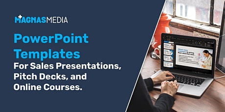 PowerPoint Template Masterclass tickets