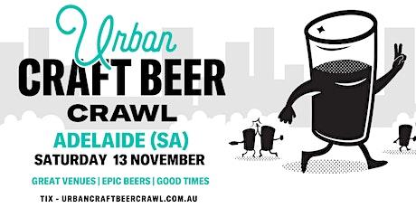 Urban Craft Beer Crawl - Adelaide (SA) tickets