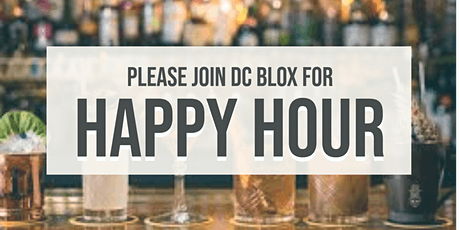 DC BLOX Happy Hour Networking Event tickets