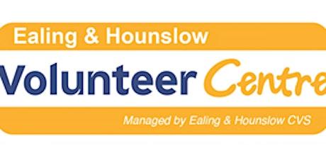 EHCVS Volunteer Centre: Recruiting a Trustee Tickets