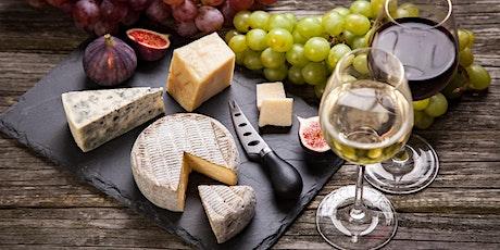 Cheese, Gin & Wine Matching tickets