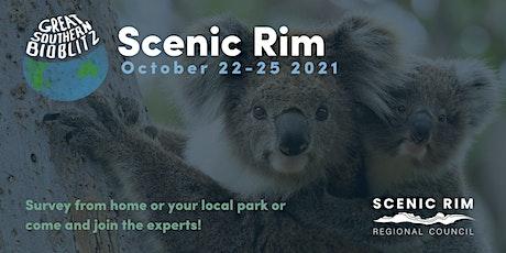Scenic Rim BioBlitz - Beechmont tickets