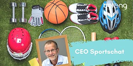 CEO Sportschat tickets
