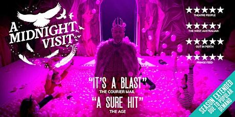 A Midnight Visit: October 21 Thursday tickets