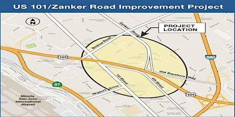 US-101/Zanker Project - Virtual Community Meeting tickets