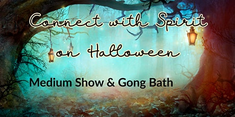 Connect with Spirit on Halloween tickets