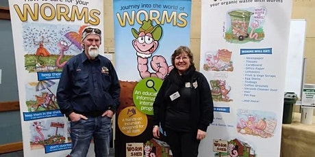 Worm Farm Workshop and Subsidy, with The Worm Shed tickets