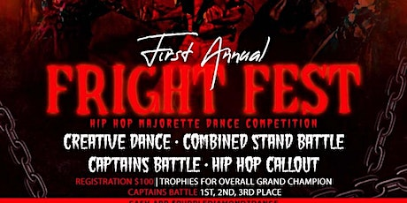 1st Annual fright fest tickets