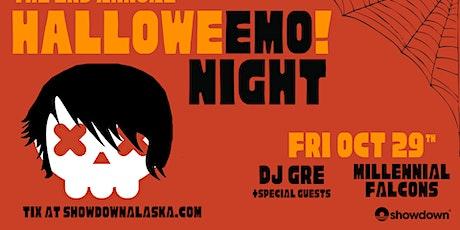 Halloweemo : A Very Halloween Emo Night tickets
